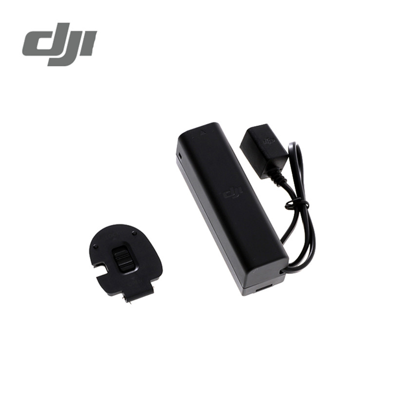 DJI Osmo accessories External Battery Extender compatible for DJI osmo series Original original dji osmo parts osmo universal mount add an extra microphone or an led light to your osmo