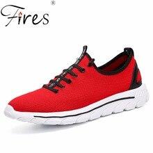Fires Herenschoenen Zomer Sneakers Lente Soft Sportschoenen Heren Sneakers Hombre Zapatoas Outdoor Lichtgewicht Loopschoenen