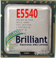 free shipping Xeon E5540 processor (2.53GHz /LGA1366/8MB/Quad-Core/FSB 1366MHz)Server cpu