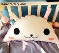2017 Adorável bebê travesseiro do bebê do algodão Travesseiro Nuvem decoração do quarto do bebê Dos Desenhos Animados travesseiro Almofada Para Cama do Quarto do bebê da foto adereços
