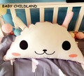 2017 Lovely baby pillow cotton baby Cloud Pillow Cartoon baby room decoration pillow Cushion For Room Bed baby photo props