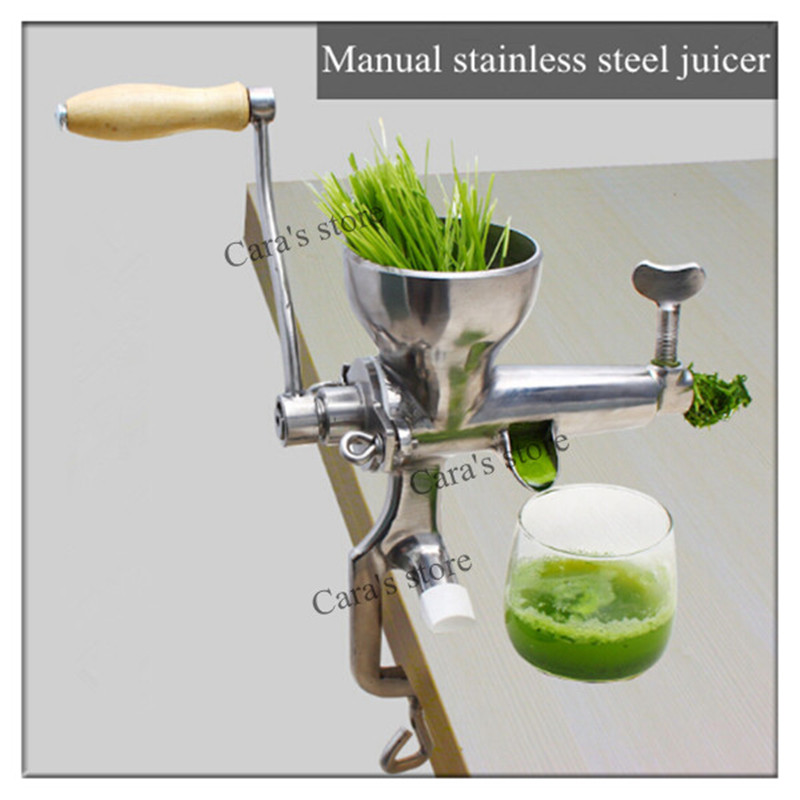 Free shipping wheatgrass juicer fruit juice machine for home using citrus juicer free shipping good quality wheatgrass juicer fruit juicer