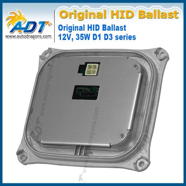 63117182520 Xenon Hid Ballast Headlight Controller Unit For Bmw E70