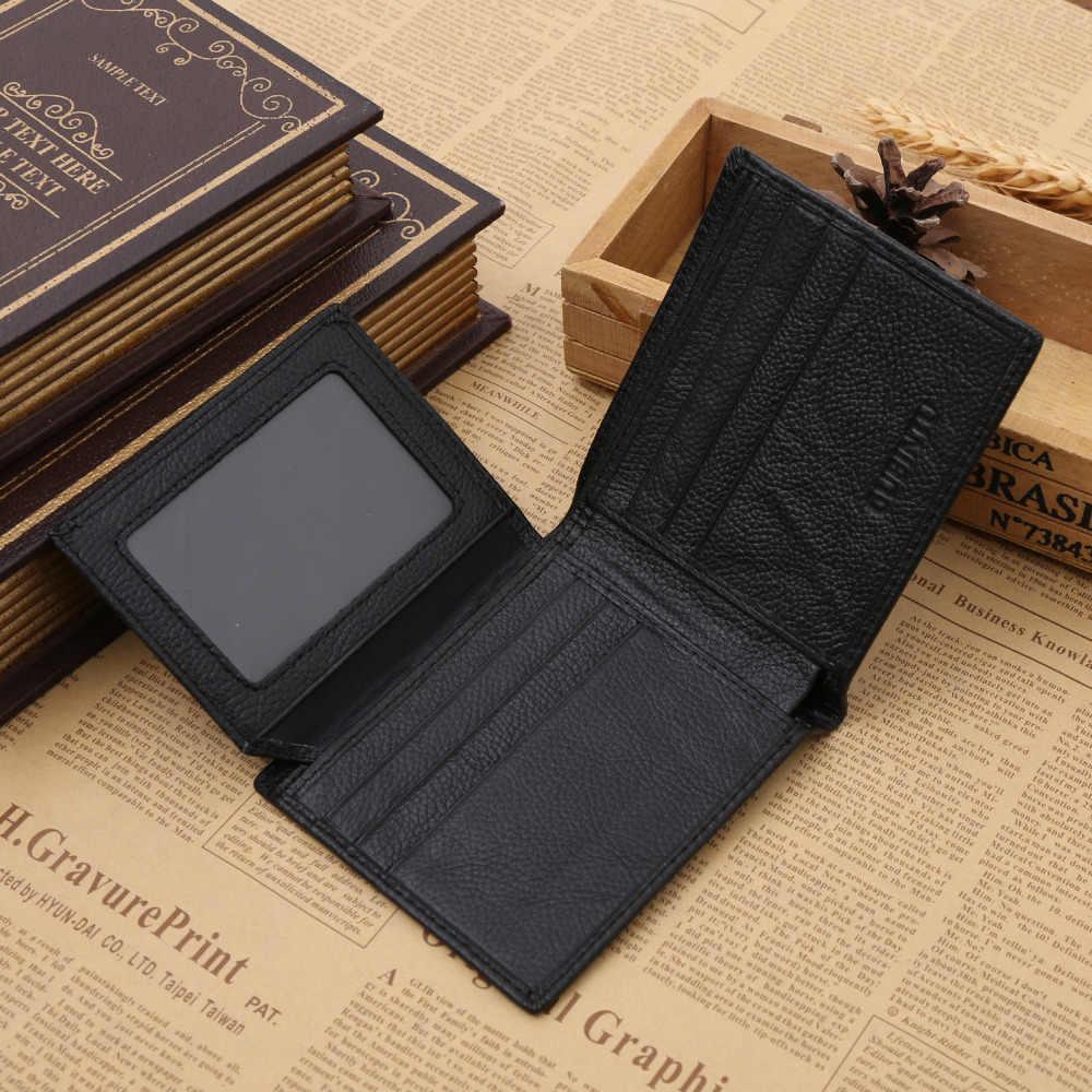 GUBINTU 2019 Новый Portefeuille Homme Для мужчин кошелек кожаный тонкий кошелек с анти-кражи блокировки радиочастотной идентификации, Технология-proporta G360