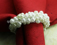 aliexpress sold beaded wedding  napkin ring