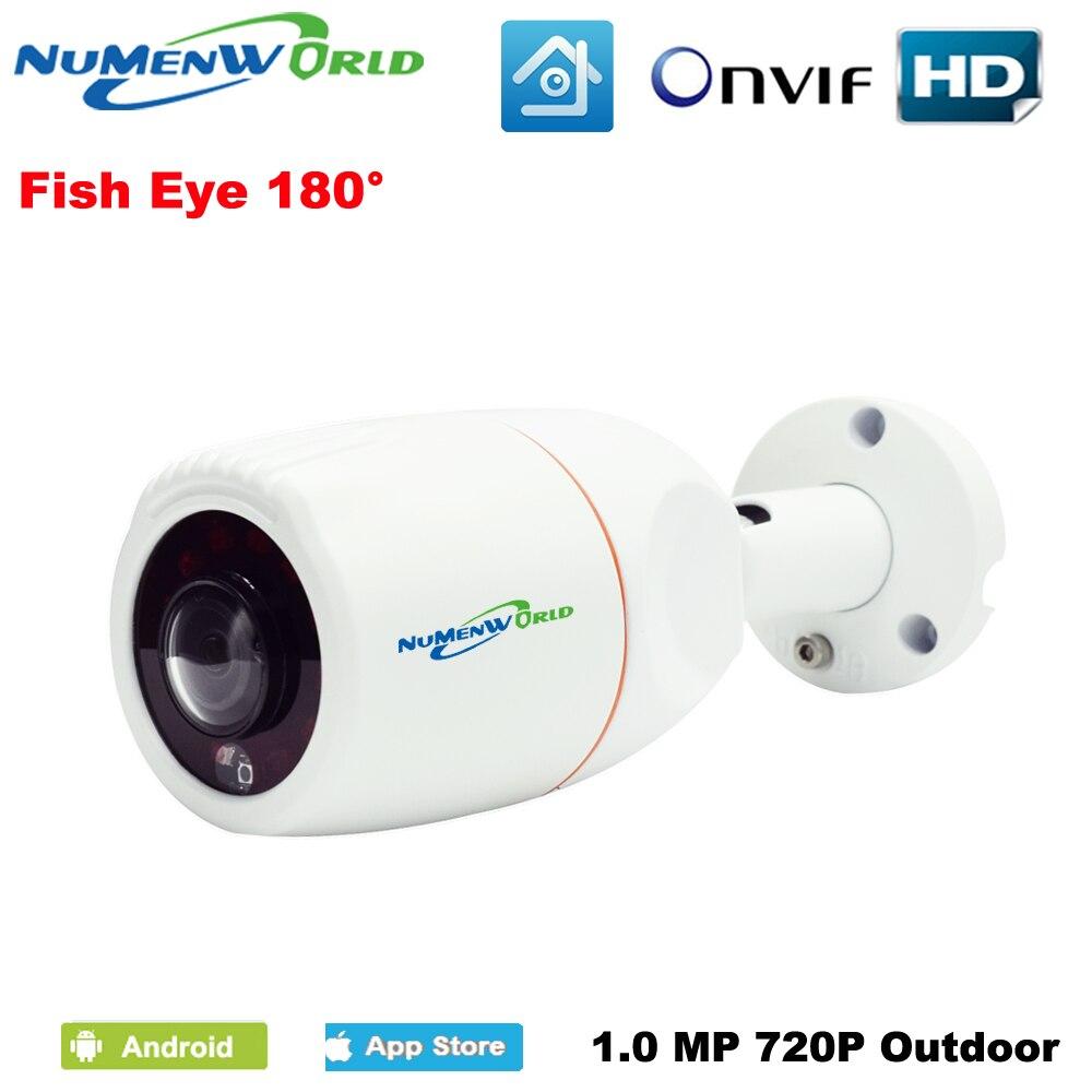 NuMenworld 180 Degree Panoramic Fish Eye Lens Outdoor IP Camera Night Veresion kamera APP Remote Control P2P IP Webcam Onvif  аккумуляторный перфоратор kress 180 app 4 2