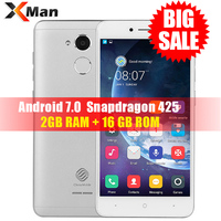China Mobile A3S M653 4G LTE Smartphone 2GB RAM 16GB ROM 5 2inch Snapdragon 425