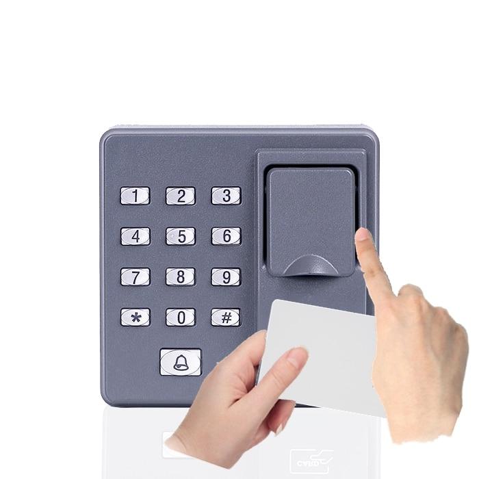 Brand new Biometric Fingerprint keyword Access Control Machine Digital Electric RFID Reader Scanner Sensor for electric lock structure sensor 3d scanner