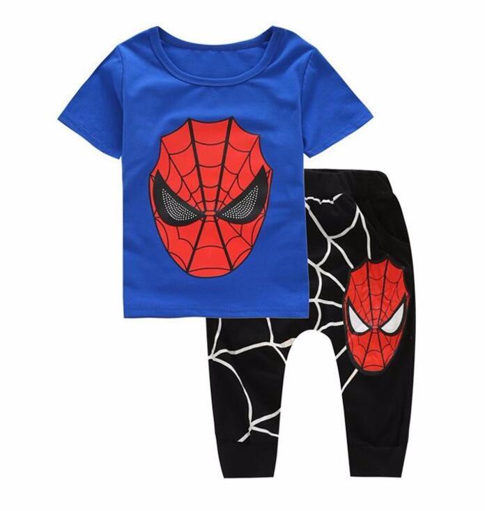 HTB1dqDJRpXXXXcYaFXXq6xXFXXXM - Boy's Cool Spring/Summer 3 Piece Set - Coat, Pants, and T-Shirt - Spider Man Design