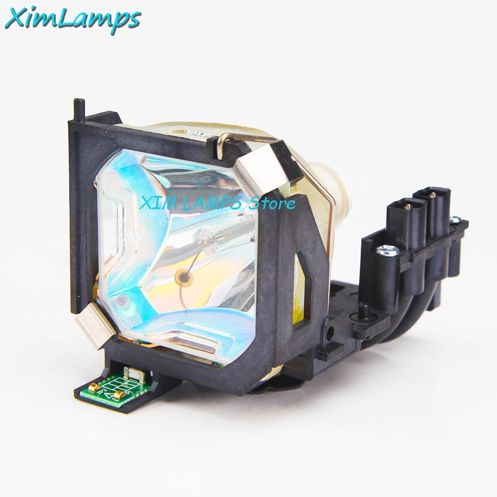 Replacement Projector / TV Lamp ELPLP10 / V13H010L10 / V13H010L1S for Epson EMP 510 / EMP 510C / EMP 710 / EMP 710C PROJECTORs