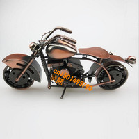 26*12*15CM Metal handicraft decoration accessories Home Furnishing iron motorcycle model Super