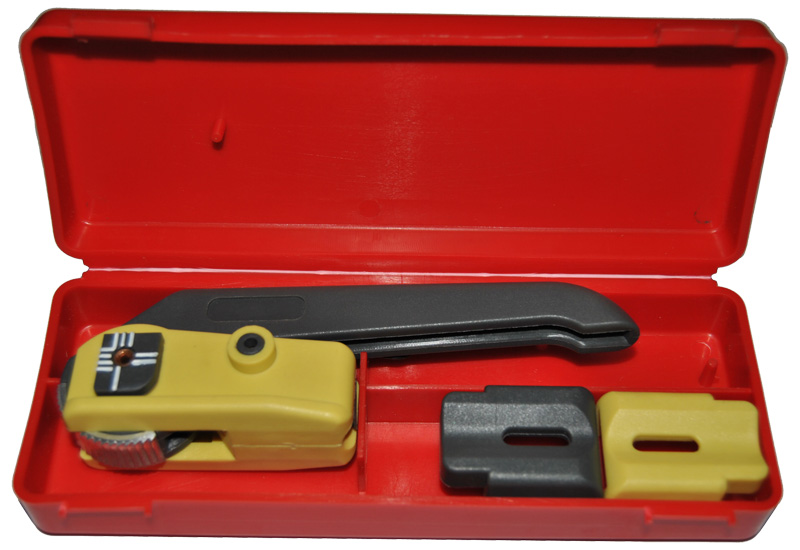 Fiber optic cable stripping knife KMS K longitudinal cable cutter vertical cable stripper cable cutting device