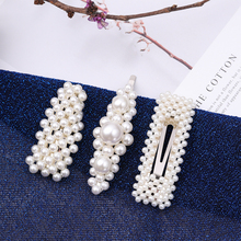 Irregular Pearls Hairpins