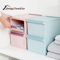 Underwear Bra Organizer Storage Box Multicolor Drawer Closet Organizers Boxes For Underwear Scarfs Socks Bra Clothes Storage Box