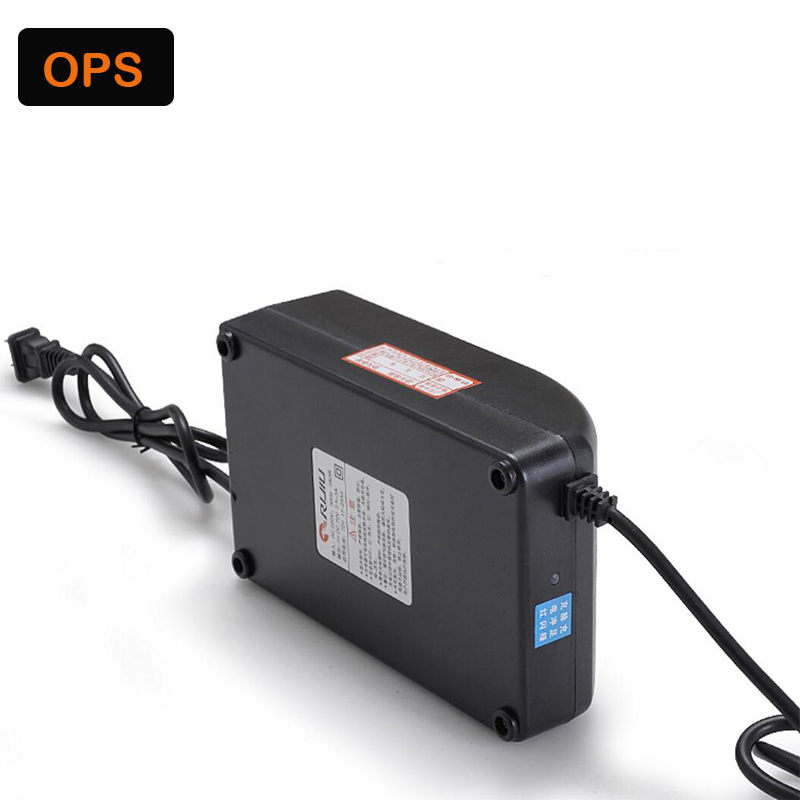 48V 5A /72V 20AH Lead Acid battery smart charger for E-bike LED display economical fast charger