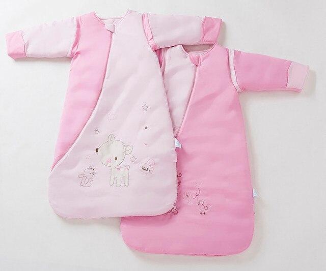 Kussen Voor Peuter : Hoge kwaliteit lat baby peuter winter warme slaapzak sleepsack