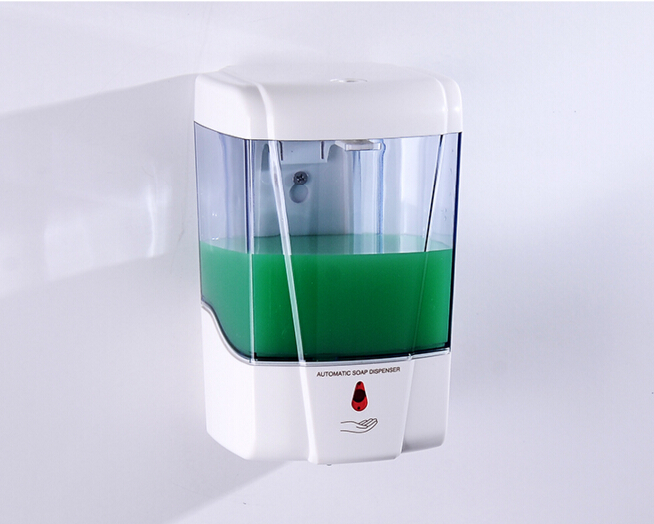 Electric Soap Dispenser For Home ~ Bathroom automatic soap dispenser shower liquid shampoo