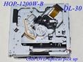 Optical Pick-ups DL-30 MECANISMO HOP-1200W-B 1200W-B MECANISMO para COCHE DVD cabezal láser