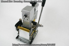 Guaranteed 100% New Manual Hot Foil Stamping Tipper Bronzing Machine,Golden Press Heat Printer Stamping Machine FOR PVC CARD