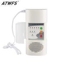 ATWFS generador de ozono portátil purificador de aire 220v limpiador de aire oxígeno ionizador generador esterilización desinfección sala limpia