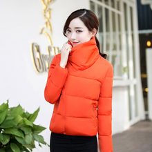 Womens Winter Jackets And Coats 2016 Autumn Ladies Cotton Padded Jacket Parkas For Women's Winter Coat Female Manteau Femme