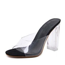 ec91db432e1 Sexy Clear Heels Promotion-Shop for Promotional Sexy Clear Heels on ...