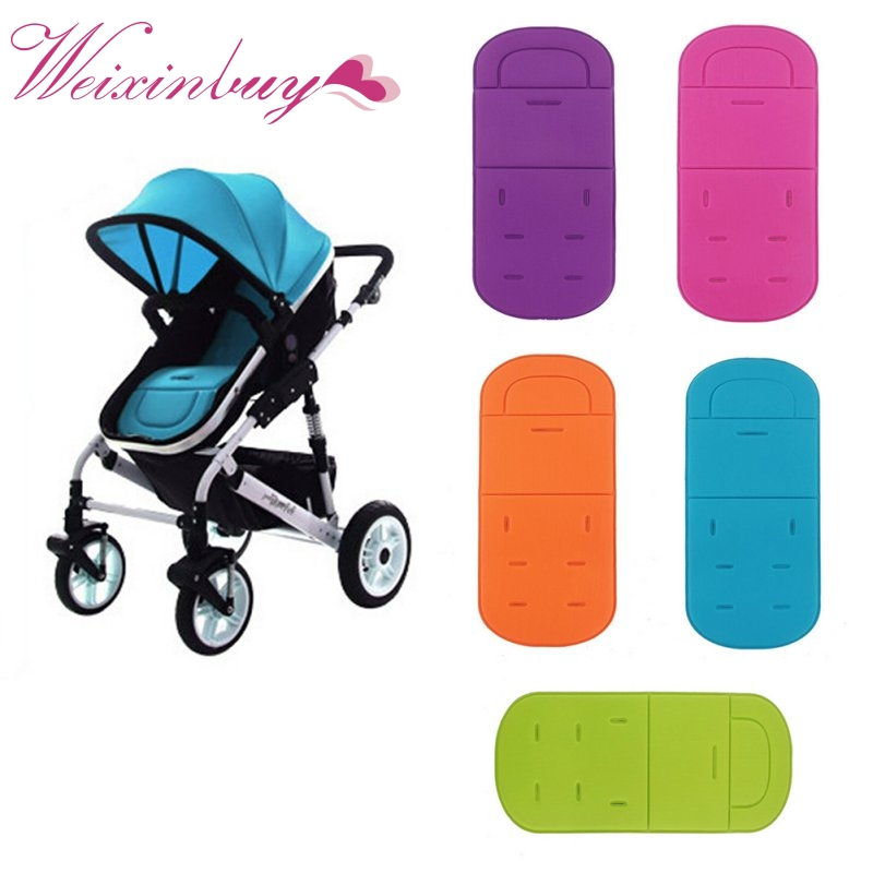New Baby Stroller Accessory Pushchair Car Auto Seat Padding Baby Pram Liner Pad Cushion