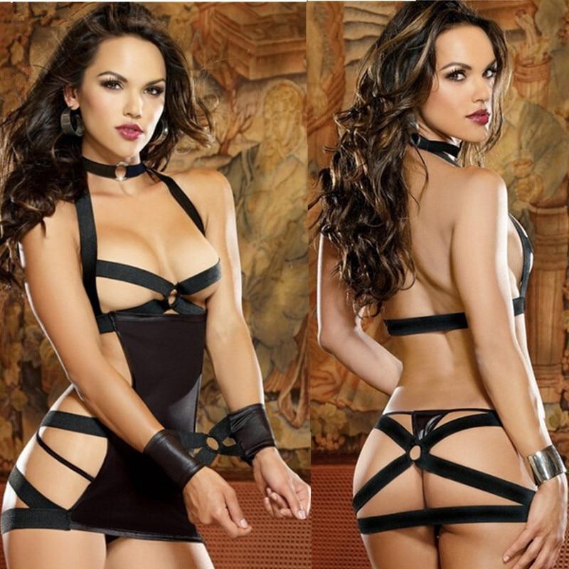 font b Sex b font Toys Adult Supplies Racy Lingerie Chest Transparent Sexy Temptation Clothing