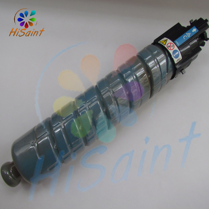 2016 New [Hisaint] 1x Cyan Toner Cartridge For Ricoh Aficio SP C431 SP C431DN SP C430 SP C430DN [Free shipping]