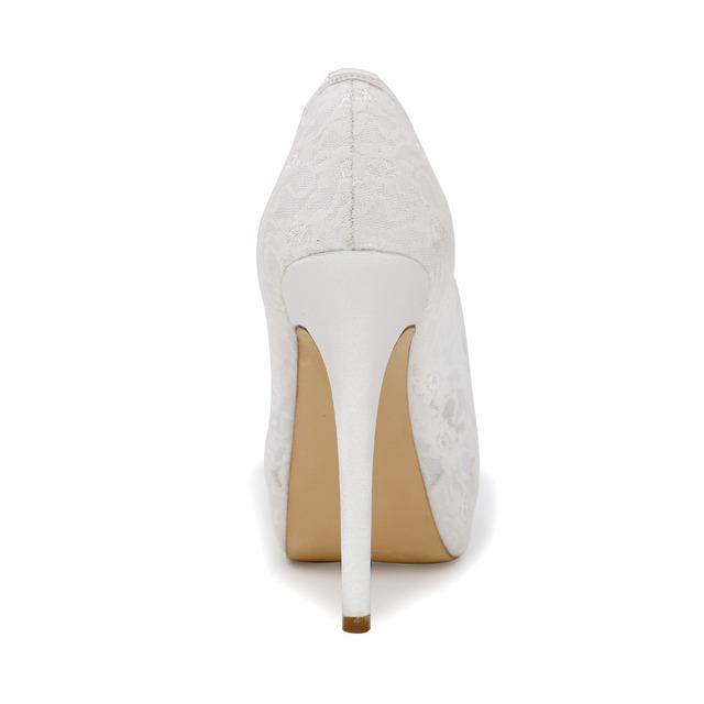 Elegant Platform High Heels Evening, Wedding Cocktail Dress Shoes