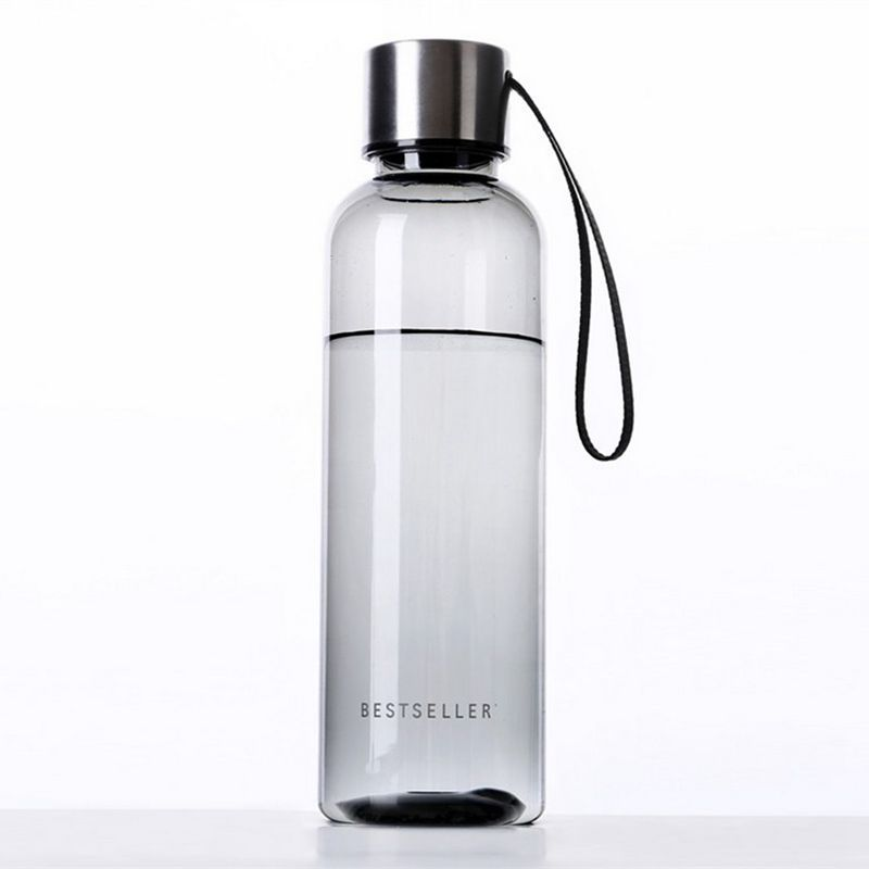 500ml Outdoor Water Bottle Fitness Sports Portable Plastic My Botle Shaker Water Bottles BPA Free 11