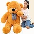 Высокое качество, Низкая цена чучела Медведя Плюшевые игрушки большой 100/80 см teddy bear 1 м/big медведь кукла/любителей подарок ребенку на день рождения