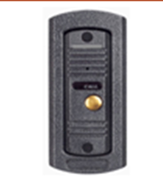 Metal Outdoor Camera For Video Door Phone Wired Intercom System