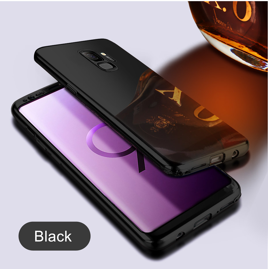 NKOBEE 3 in1 Coque For Samsung Galaxy S9 S8 Plus S7 Edge Note8 Cover Screen Flim For Samsung Galaxy S9 Luxury Case 360 Full Body (12)