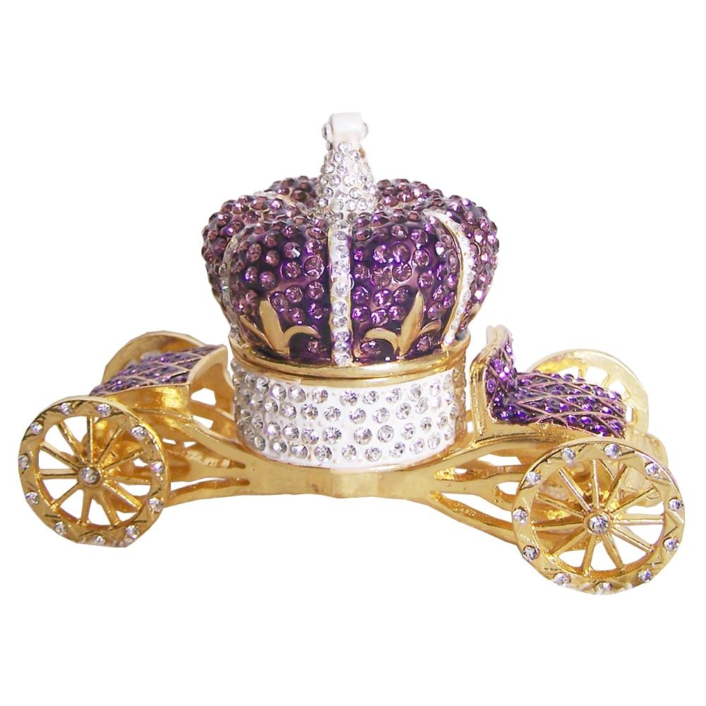 Aliexpress Buy Crown Carriage Wedding Engagement
