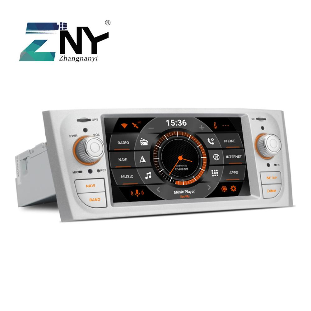 Image 4 - Android 8.1 Car Audio Video For Fiat Grande Punto Linea 2007 2008 2009 2010 2011 2012 GPS Navigation Radio Rear Camera No DVD-in Car Multimedia Player from Automobiles & Motorcycles