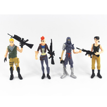 8 Piece Battle Royale Game Toys Set