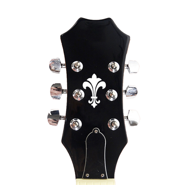 Guitar Head Inlay Sticker