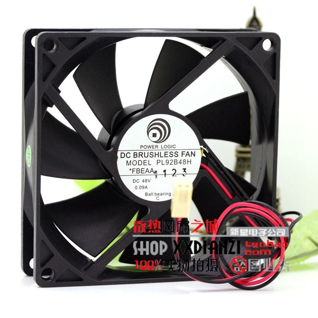 Nueva PL92B48H 9225 0.09A 48 V silencioso ventilador inversor