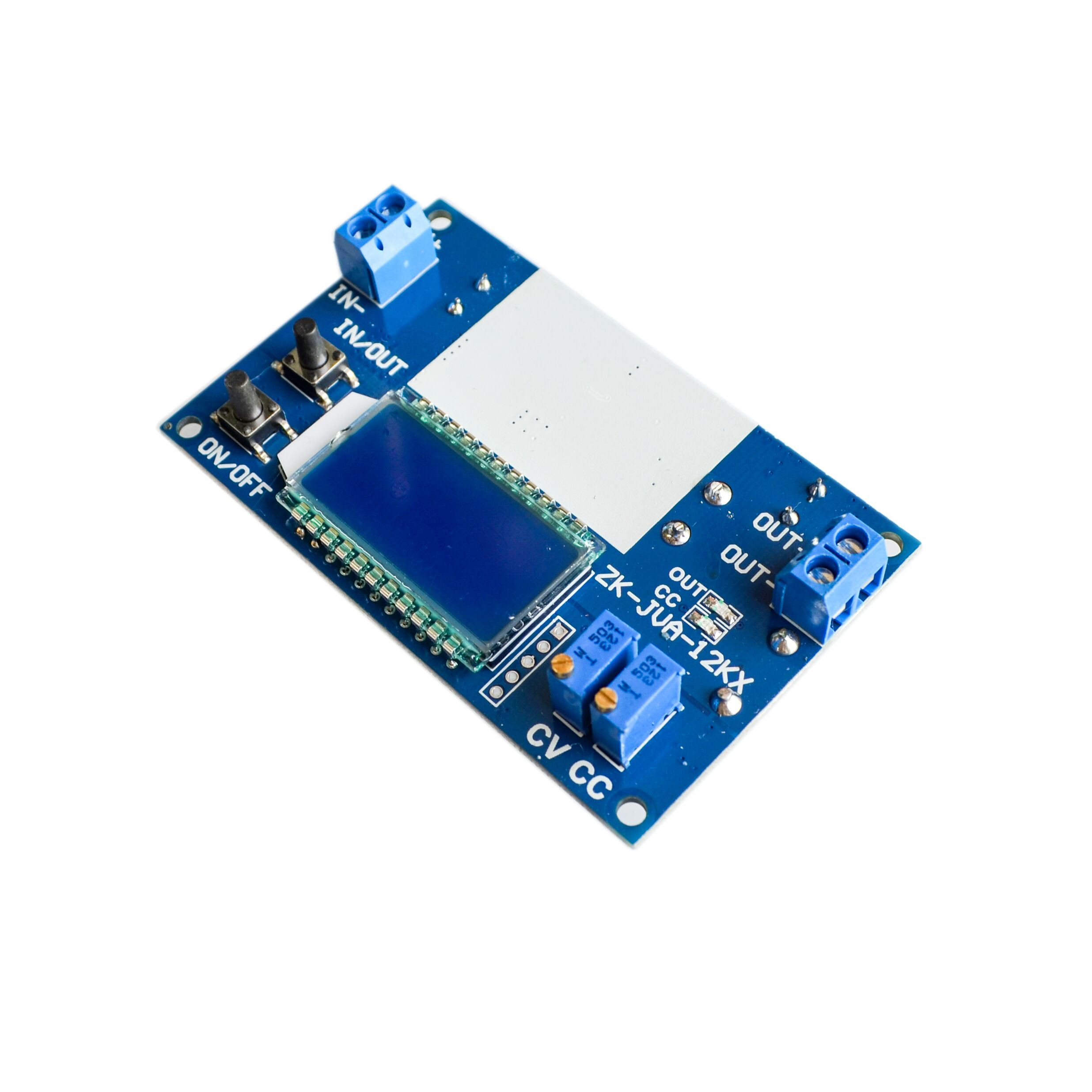 12A 160W DC-DC Step Down Module Adjustable Buck Power Supply Module With Digital LCD Display Constant Voltage Constant Current12A 160W DC-DC Step Down Module Adjustable Buck Power Supply Module With Digital LCD Display Constant Voltage Constant Current