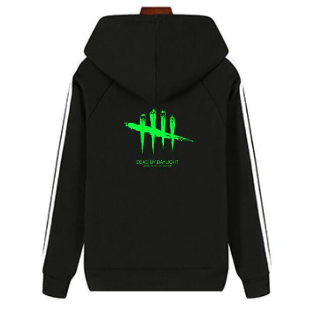 Anime Peripheral Dead by Daylight Luminous Cardigan Hooded  2