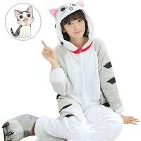 Halloween Casual Pajamas Sets For Women's Flannel Animal Pajamas Kits For Kingurumi Sleepwear Winter Night suit Set Pajamas