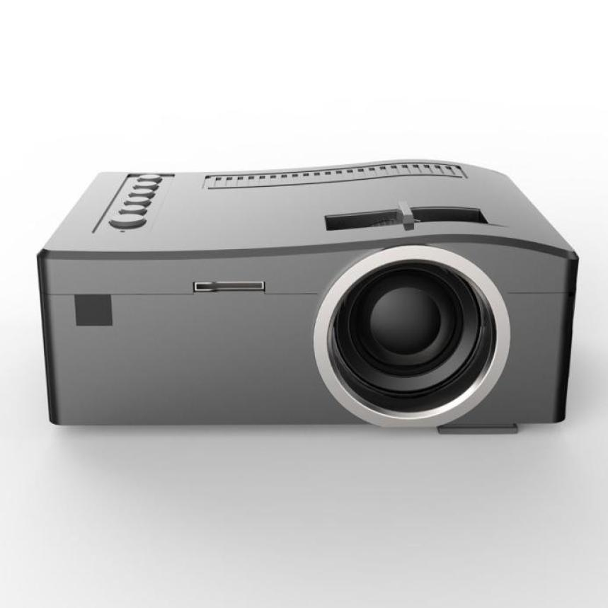 Hiperdeal Home Cinema Theater Multimedia Led Lcd Projector: HIPERDEAL Smart Electronics 1080P HD LED Home MulitMedia