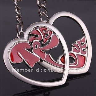 free shipping 40pr lot wholesale true love alloy personalized