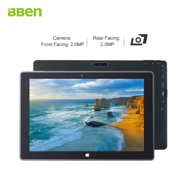 Bben 10 1inch Tablet pcs dual os with intel z8350 quad cores cpu 2GB 32GB 4GB