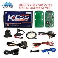2017 Online kess 5,017 Kess V2 V5.017 V2.23 Kein Token Begrenzung KTag 7,020 Ktag V7.020 Chip Tuning Kess 5,017 ECU Programming Tool