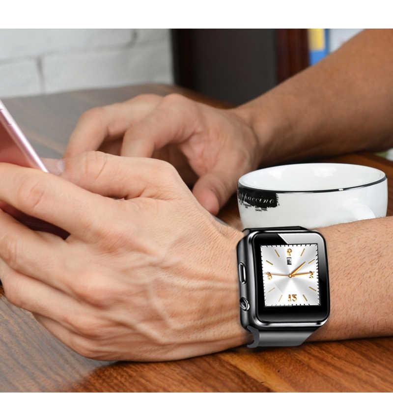 Bluetooth スマート腕時計スポーツ歩数計スマートウォッチカメラサポート SIM カード Whatsapp Facebook Android 携帯音楽プレーヤー