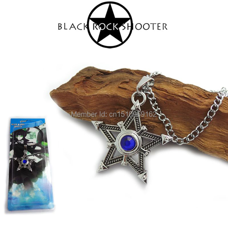 Black Rock Shooter Black Rock Shooter Necklace