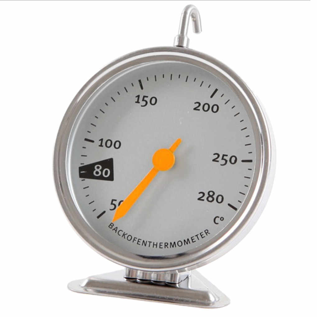 Novel Multifunction Mechanical Baking Oven Thermometer Oven Special Bakeware 50-280 Degrees Celsius