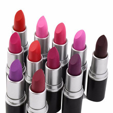 12 Colors Makeup Long Lasting Waterproof Matte Liquid Lipstick Bullet Lip Gloss